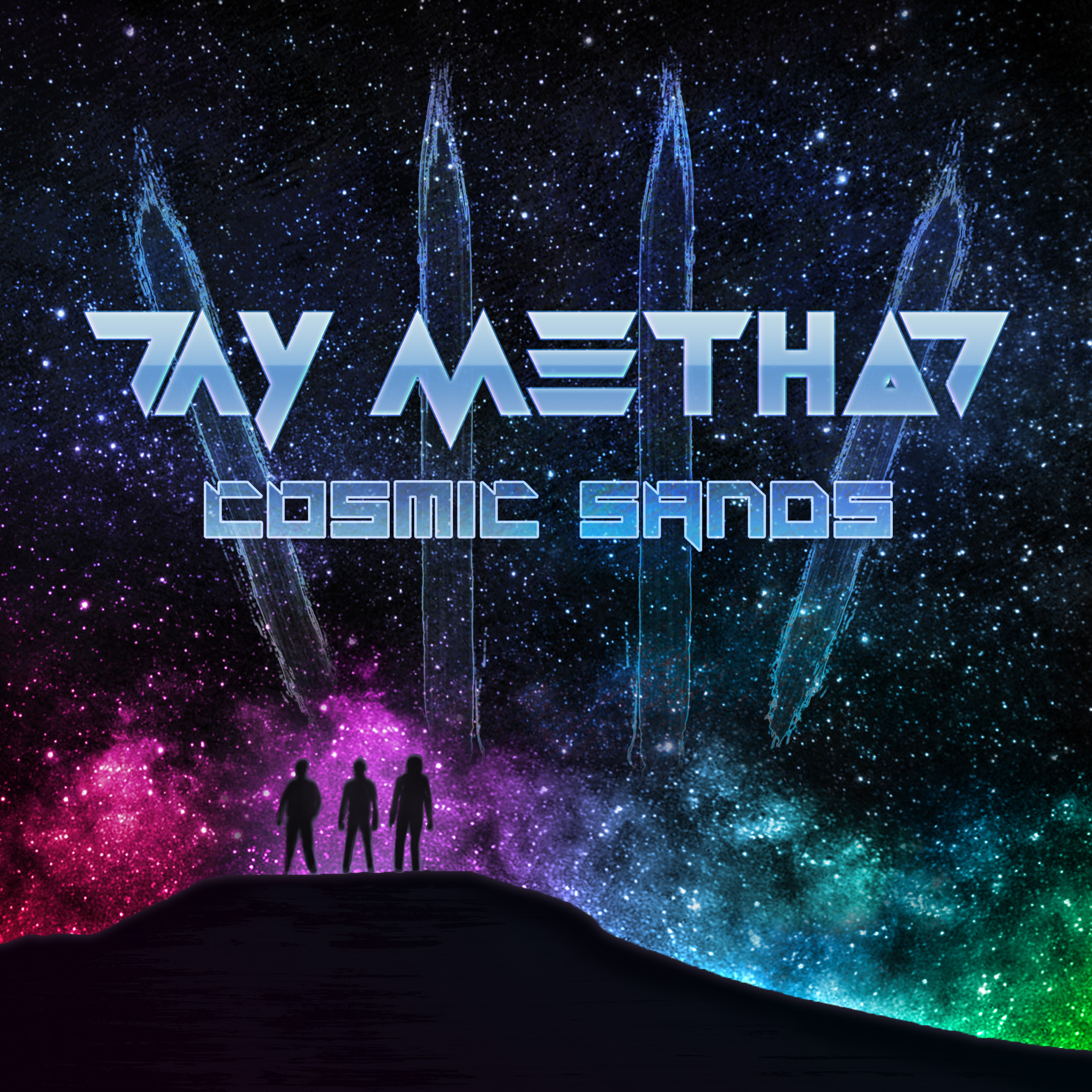 Cosmic Sands - Album v4